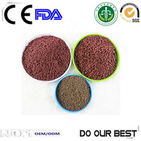 Best OEM/ODM animal feed factory!Grouper feed with CE and FDA certificates