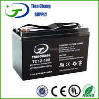 12V 100Ah Sealed Lead Acid SLA VRLA MF Gel Solar PV UPS Battery