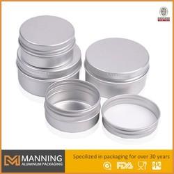 5~2500ml Eco-friendly small aluminum cake box