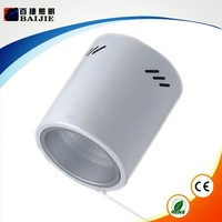 china online shopping lighting fitting with energy save lighting CFL round ceiling downlight