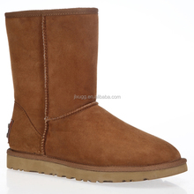 ZhenJiang OOG 2015 Womens classic snow boots warm sheepskin wool-ones now boots factory provide