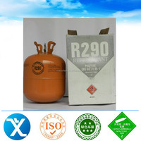 Eco-friendly refrigerant gas propane R290 for air conditioners