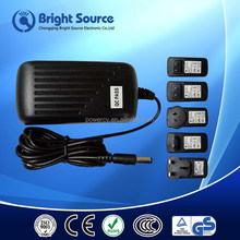 Summer Rewards Freshly Wholesale CSA/ EU/ US and CE GS approved 24 volt dc power adapter