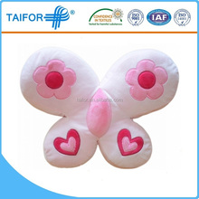 customized cute stuffed plush butterfly toy