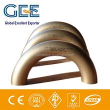 ASME B16.9/B16.28/DIN2605/GOST17375 STD SCH40 180 DEGREE LR SEAMLESS Butt Weld Elbow/Carbon Steel Elbow/steel pipe fittings