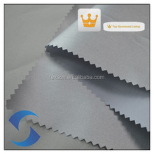 190T/210T/210D car cover fabric with silver coated fabric