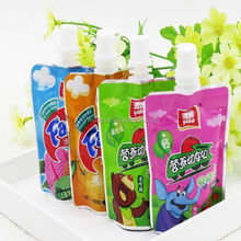 2015 Hot Sale Juice Bags,Jelly Packaging,Liquid Storage Bag
