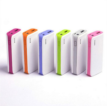 HYT 2015 new design external battery power banks 3000mah power bank with one cable line portable