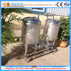 High technology mini beer brewery equipment/ home made beer manufacturing machine