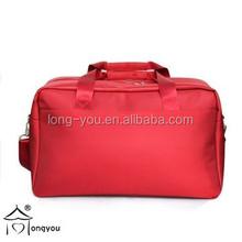 Polyester Men Sport Fancy Laptop Duffel Sport Bags