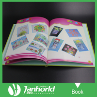 hot sales custom cell phone blue book and printing magazines