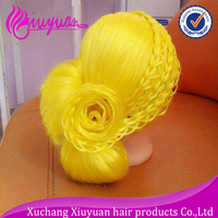 Factory cheap afro training mannequin head synthetic hair for hairdressers