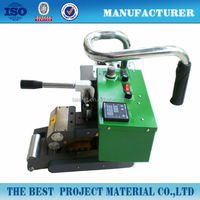 leister welding and seaming machine welder equipment for welding membrane