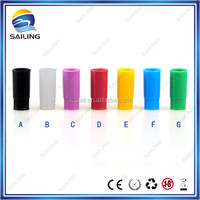 Sailing rubber drip tips test drip tip silicone test tip for disposable e-cig