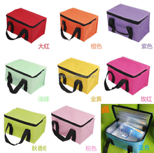 Picnic Lunch Bags Camping Drinks ice bag cans Insulated Cooler Bag