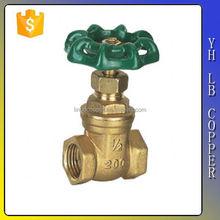 China supplier DN500 PN16 Manual Gate Valve Industrial Gate Valve Full Port Brass Gate Valve LINBO-C823