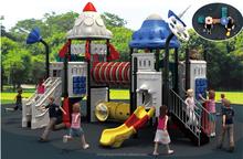 Kids play ground games outdoor adventure playground equipment school JY-5022B