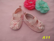 China factory new design soft sole baby shoes- NO MOQ