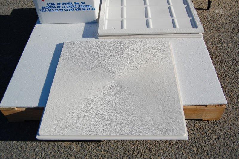 Placas de escayola desmontable placas de yeso - Planchas de yeso ...