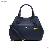 2015 chirstmas new handbags fashion designer fake saffiano leather woman bags Saffiano Leather Satchel bags western style bags