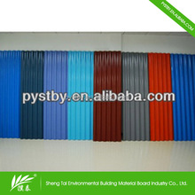 Standard Made in China best quality purple roof tile