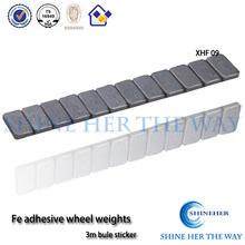 60g color coating 5g x 12 fe balancing weights