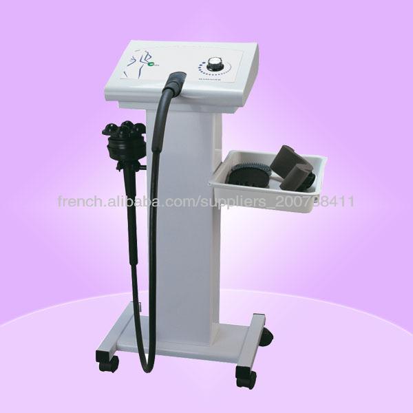 Machine minceur G5 & Machine vibro-masseur G5 avec 8 têtes