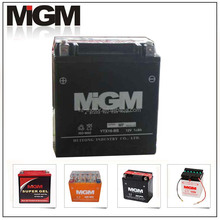 12v 14ah YTX16-BS maintenance free MOTORCYCLE battery gel battery sealed battery