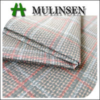 Mulinsen Textile High Quality 65% Polyester 35% Cotton Printed Twill Weave Fabric