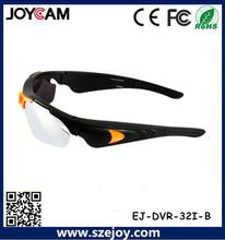 Mini HD 720p deportes gafas de sol cámara con 170 grado angular diseño de moda de deportes y al aire libre