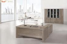 Eco Friendly Commercial Furniture Executive Desk White Office Desk