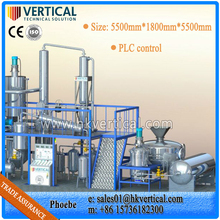 VTS-DP Superior High Capacity Transformer Oil Filtration Machine