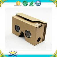 China cheap 3d Google cardboard Version 2 glasses