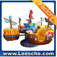 trade assurance LSJQ-024 Spin Pirate Boat amusement park rides pirate ship for indoor playground