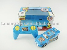 Toy Story 3 mini 4CH R/C CAR WITH LIGHT