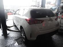 (Damaged car)Toyota Corolla 2013 hatch zre182r