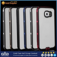 [NP-2113] Double Color Bumper Case for Samsung for Galaxy S6 G920