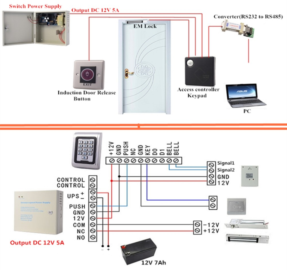 Ups Power Supply 12v For Access Controldoor Phone System Buy Battery Backup Circuit 3911 Cepower Supply1