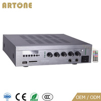 ARTONE PMS-1030D 30w 4 audio sources v12 amplifier