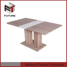 new design modern wood long dining room tables for sale