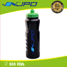 One Way Valve Top Soft Squeezed Water Bottle Plastic with Look Through Window