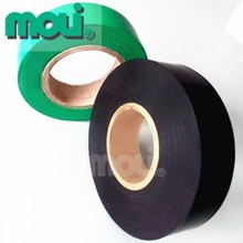 Black color Mass Production Excellent Adhesion High Quality Supply PVC insulation tape
