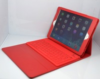 New trendy silicone keyboard for ipad case keyboard bluetooth