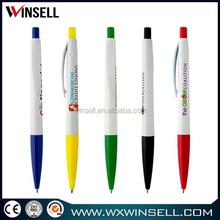 New arrival stylish pendant plastic ball pen