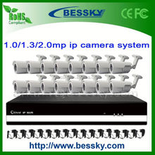 Protection Product IP Camera h.264 nvr kits dvr time BE-6016SLIPWA