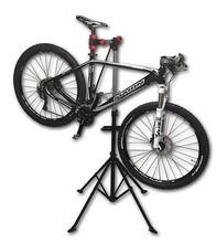 1. Pro mechanic adjustable bike repair stand w/ telescopic arm cycle bicycle rack