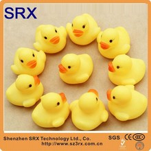 Serial Number Weighted Floating Rubber Duck;Yellow Rubber Duck;Manufacture Rubber Duck