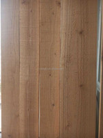 Chinese cedar wood for dog ear fence pickets