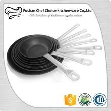 Teflon Coating Non-stick Frying Pan Resturant Stainless Steel Frying Pan Catering Non Stick Frying Pan Factory Price