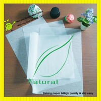 baking parchment greaseproof paper for oven
